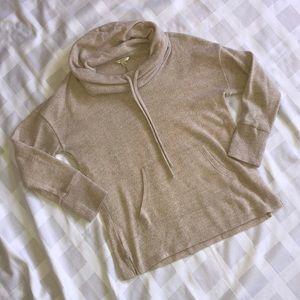3/$15 💛 Sonoma Soft Cream Cowlneck Sweater